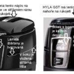 Jak poznáte nejnovější Hylu EST od GST ?  3 rozdíly, díky kterým ušetříte.